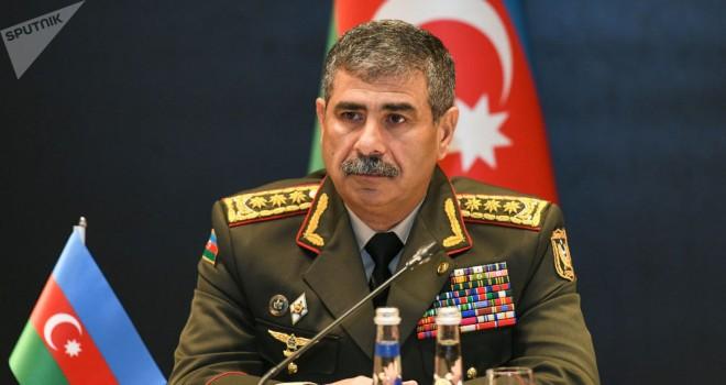 Zakir Həsənov Moskvada keçiriləcək hərbi paradda iştirak edəcək