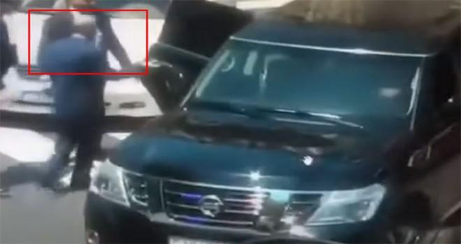 Kəmaləddin Heydərov qəzaya düşdü- Video