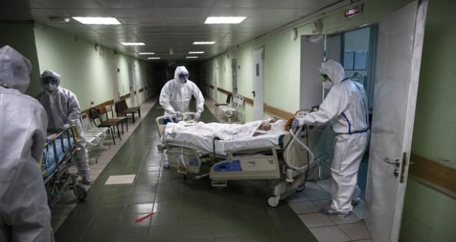 Rusiyanın paytaxtı Moskvada son sutka ərzində daha 61 pasiyent koronavirusdan ölüb.