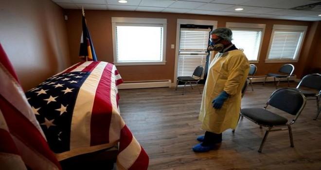 ABŞ-da koronavirus dayanmır