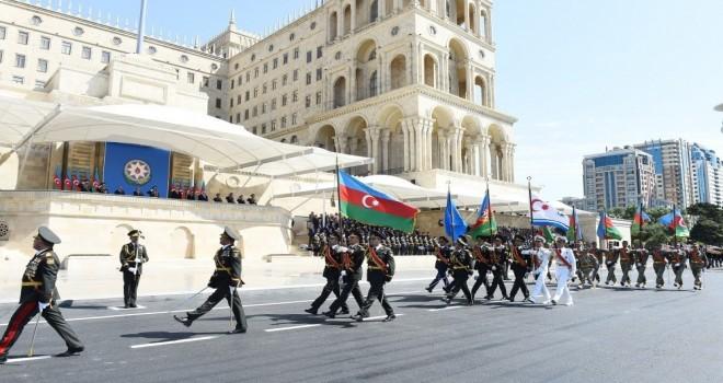 Azərbaycan Silahlı Qüvvələri günü