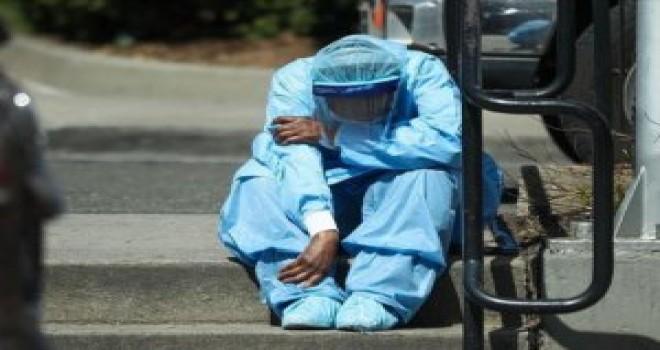 Koronavirus ameriklıları kütləvi qırıb çatır