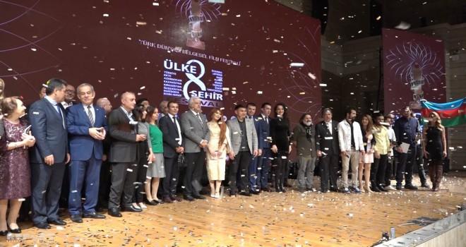 İstanbulda türk dünyasının sənədli film festivalı keçirilib - FOTO