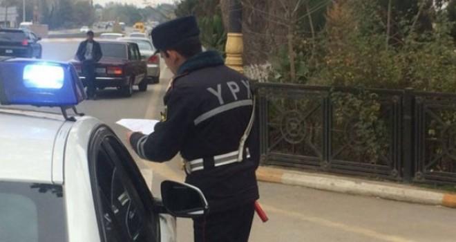 Avtomobillərə cərimə yazılmaması ilə bağlı tapşırıq verildi - ŞAD XƏBƏR