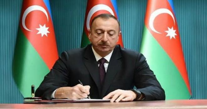 Prezident İlham Əliyev İnzibati Xətalar Məcəlləsində dəyişiklik edilməsi barədə qanunu imzalayıb