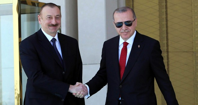 İlham Əliyev Türkiyə prezidentini təbrik etdi