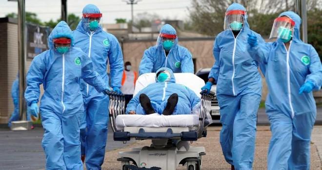Dünyada pandemiya qurbanlarının sayı 250 minə çatır