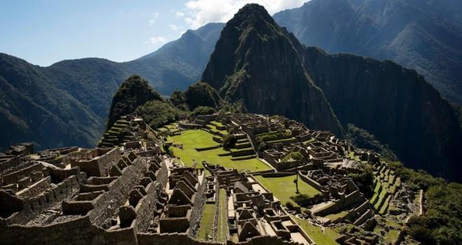350 il bilinmiyən dağların başındakı şəhər - MACHU PİÇCHU - VİDEO