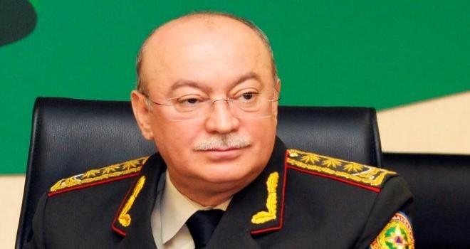 """Kamaləddin Heydərov """"EuroHome""""da yanğının baş verdiyi əraziyə gəlib"""