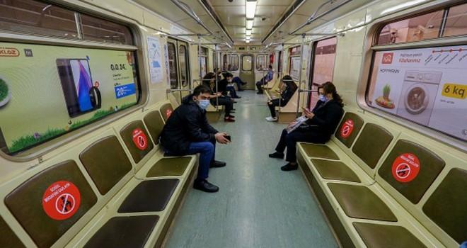Metroya maskasız sərnişinlər buraxılmayacaq