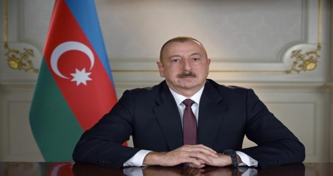 Prezident İlham Əliyevi Facebook səhifəsində paylaşım edib- FOTO