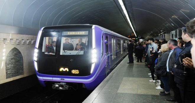 Bakı metrosu açılır: bu şəxslərin girişinə icazə veriləcək