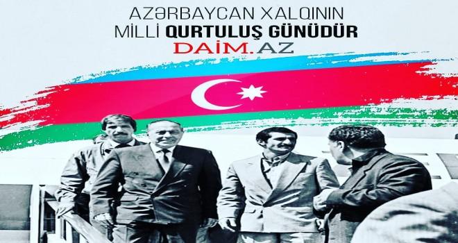 Azərbaycan xalqının milli qurtuluş günü
