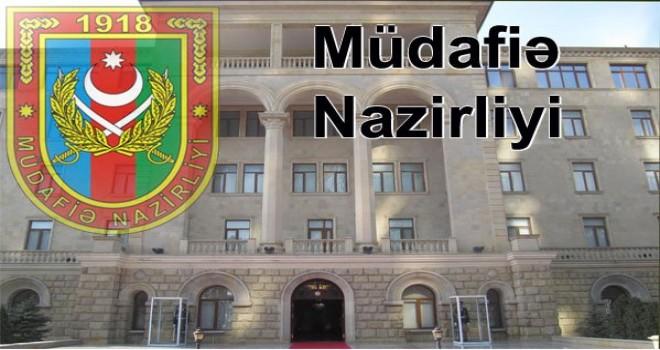 Müdafiə Nazirliyi General-mayor Polad Həşimov səngərdə şəhid olub