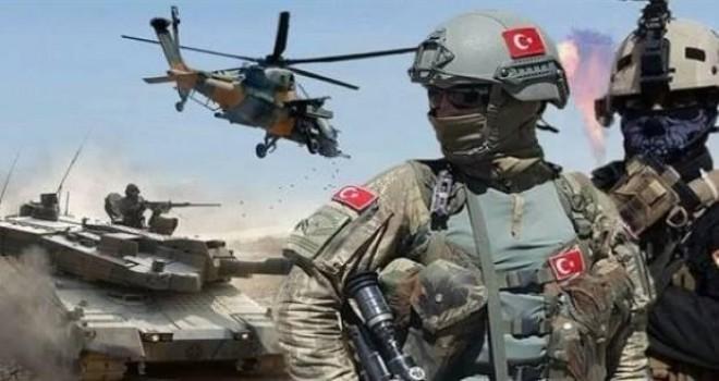 Türk ordusunun tarixi əməliyyat - VİDEO