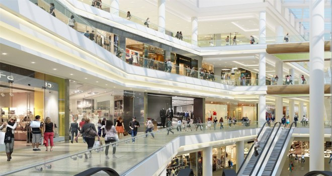 """İri ticarət mərkəzləri və """"Mall""""lar AÇILIR."""