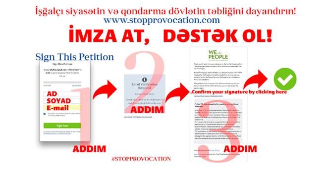 Kaliforniyada Merilənd prospektinin Arsax adlandırılmasına qarşı etiraz petisiyası