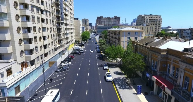 Bakıda yeni yol qovşağı açılır- FOTO