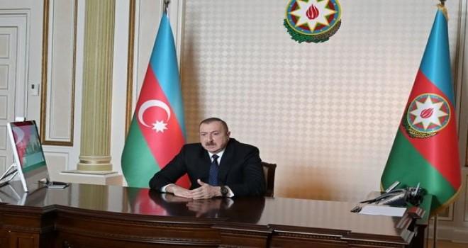 İlham Əliyev yeni baş prokuroru videoformatda qəbul etdi - YENİLƏNİB+FOTO