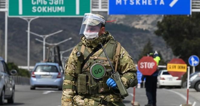Gürcüstanda komendant saatının uzadılmaması qərarı alınıb