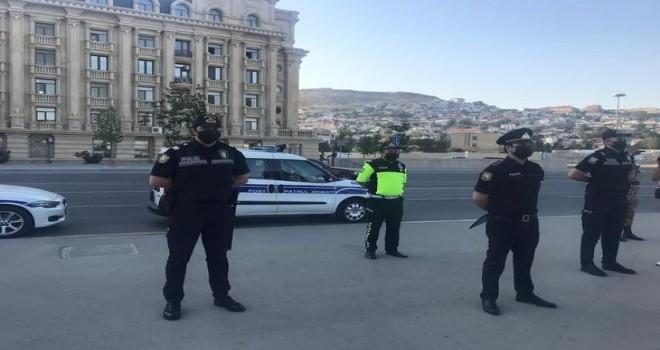 Post-patrul xidmətinə yeni formalar verildi - FOTO