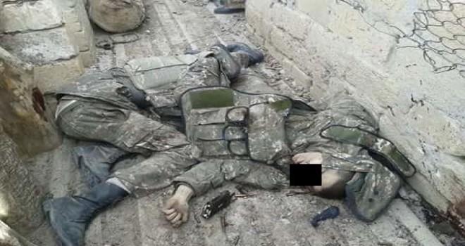 Ermənistanın daha iki hərbi qulluqçusu məhv edildi