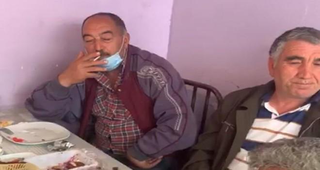 Restoranda yeyib-içənlər saxlanıldı - Video+Fotolar