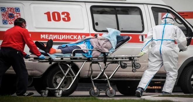 Rusiyada daha 8984 nəfər Koronavirusa yoluxdu