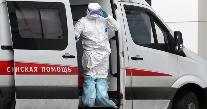 Moskvada koronavirusdan ən yüksək ölüm halı qeydə alındı