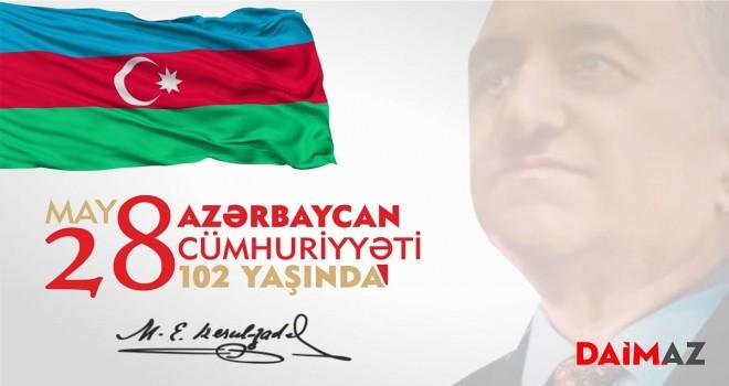 Azərbaycanda Respublika Günüdür - VİDEO