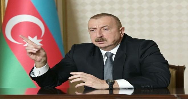 Prezident İlham Əliyev: Azərbaycanda korrupsiyaya, rüşvətxorluğa qarşı mübarizə amansız aparılmalıdır