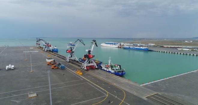 Bakı Limanından daha bir yenilik