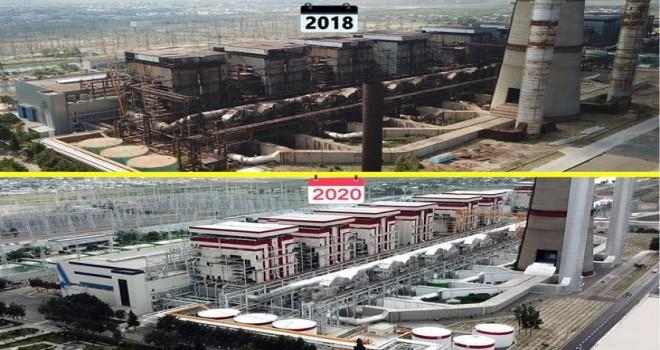 Cənubi Qafqazın ən böyük istilik elektrik stansiyası