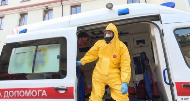 Ukraynada bu günədək koronavirus infeksiyasına yoluxanların sayı 40 008 nəfərə çatıb