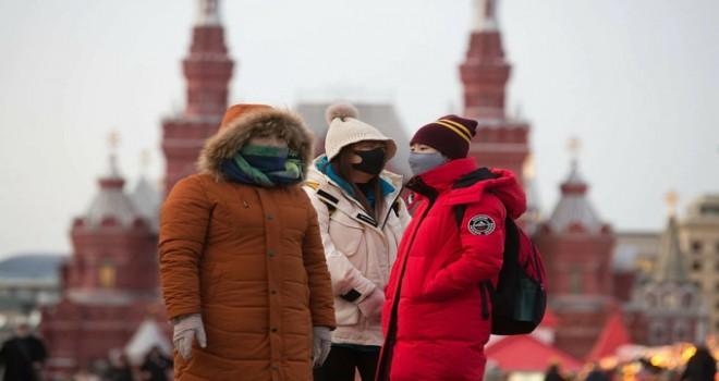 Rusiya koronavirusa yoluxma hallarının sayı Almaniyanı ötdü