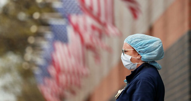 Amerikada koronavirusdan ölənlərin sayı rekord həddə çatıb.