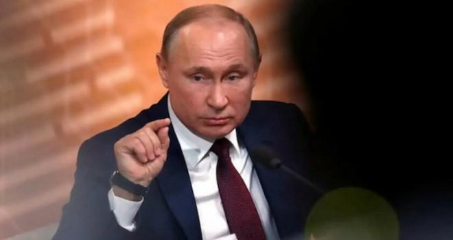 """Putin daha böyük təhlükədən xəbərdar etdi: """"Qarşıdakı 2-3 həftə kritik olacaq"""" - Foto"""