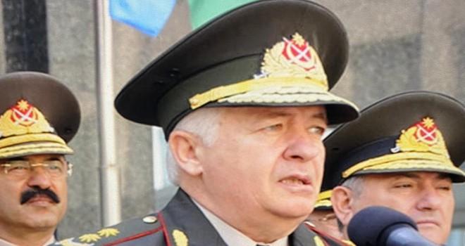 General-leytenant Etibar Mirzəyev yanğın yerində