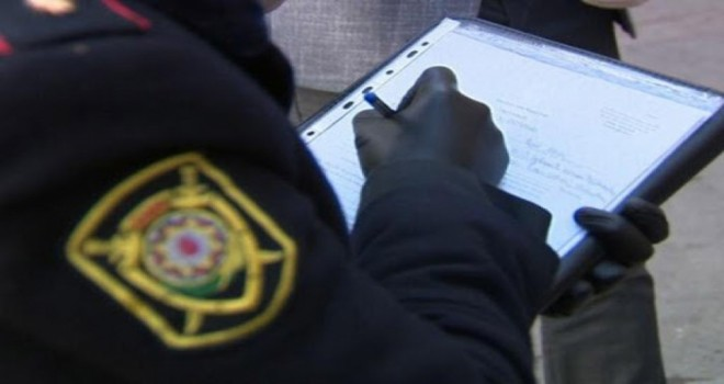 Sərtləşdirilmiş xüsusi karantin rejimi qaydalarını pozanların sayını açıqlanıb